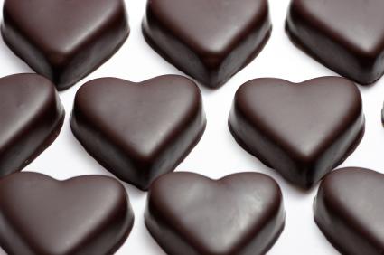 Dark Chocolate Is Heart Healthy